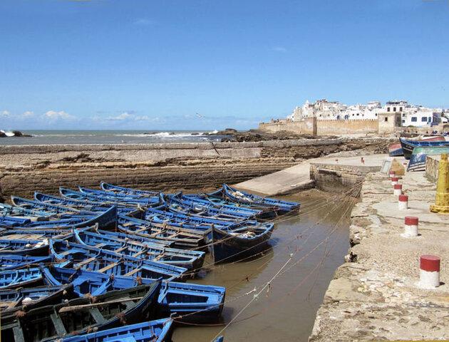 Le Maroc par la cÃ...te : Essaouira