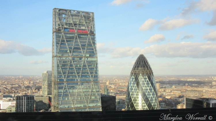 Londres : The Gherkin
