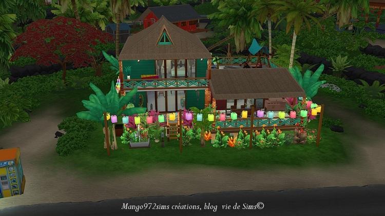 La  villa Morne-Rouge