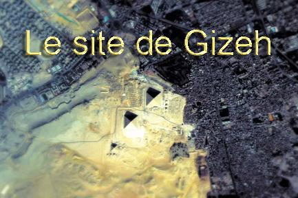 Gizeh, Centre du monde