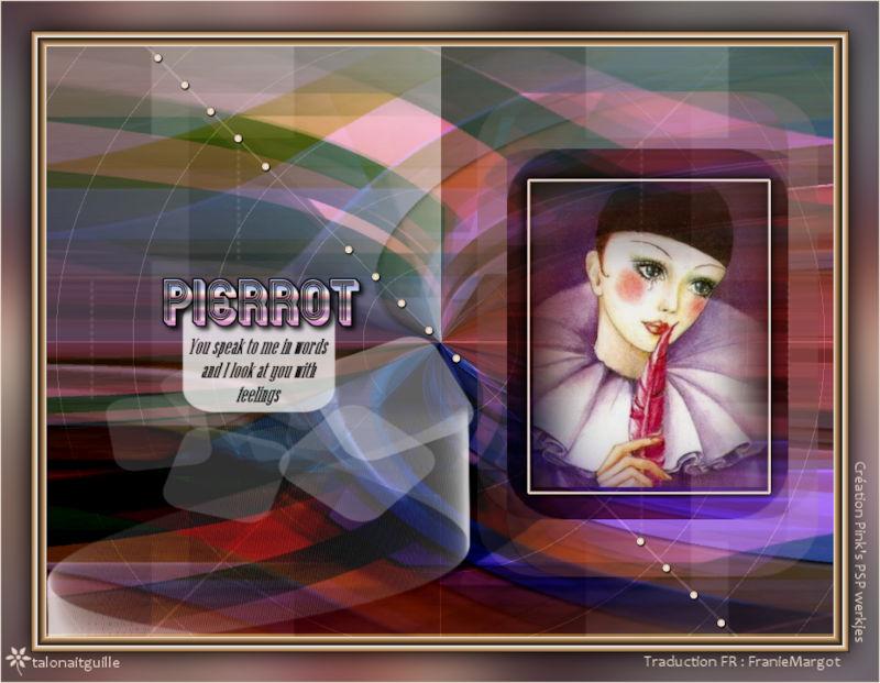 *** Les 19.Pierrot ***