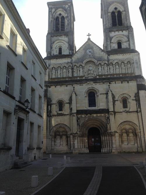Châtellerault  - Eglise Saint Jacques