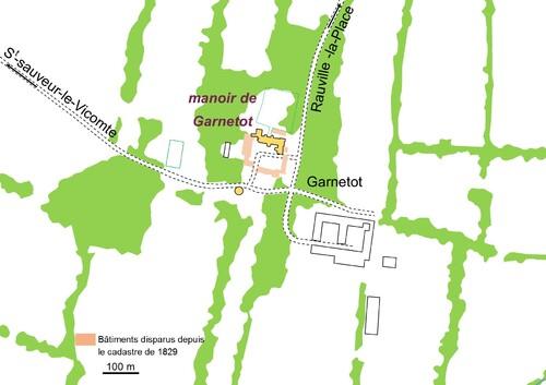 LES REMPARTS DE GARNETOT (Manche)