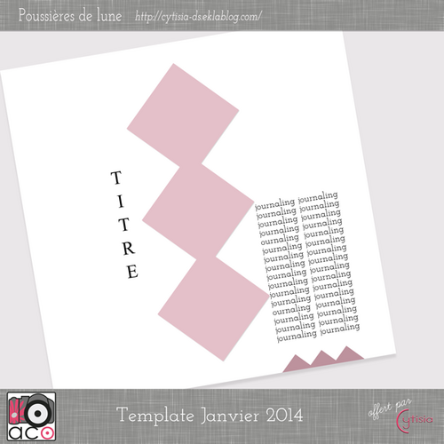 ACO: Blog-train des templates