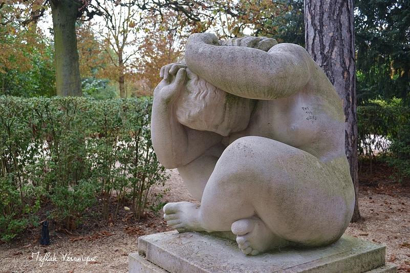 Domaine de Sceaux : René Letourneur, sculptures néo-classiques au château de Sceaux
