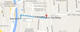 04 Juillet - Arrivée à Kuala Lumpur