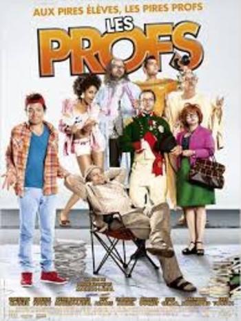 les profs film