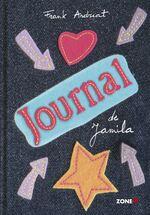 Le journal de Jamila, Frank Andriat