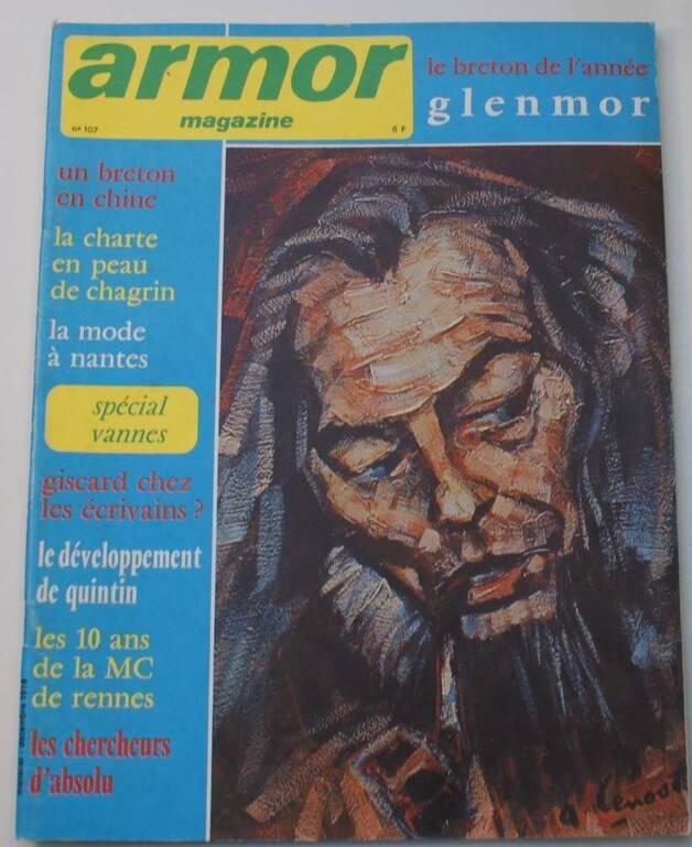 Glenmor Armo magazine