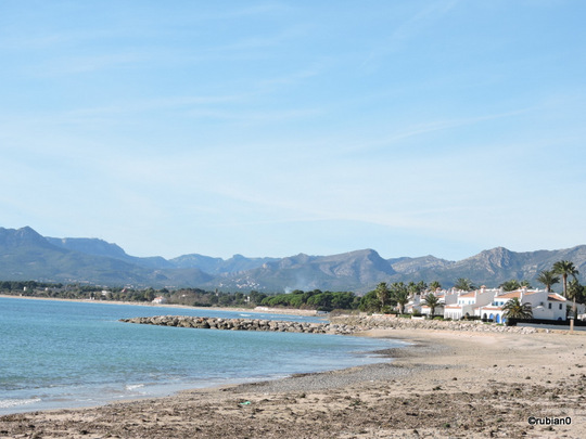 playa de Mont-Roig Bahia