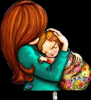 Avec enfant