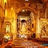 Porto - intérieur d\'une église