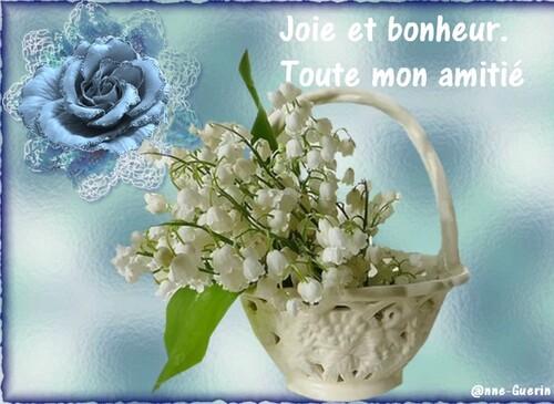 Un bouquet de Bonheur