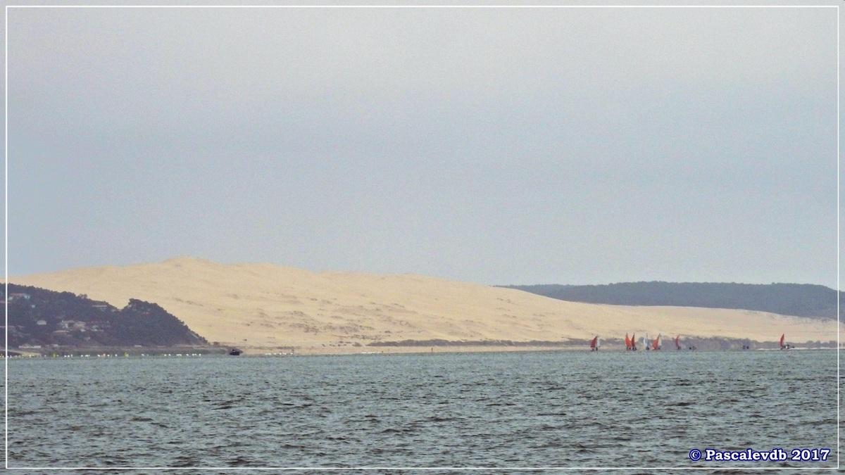 Traversée du Bassin entre Arcachon et le Cap Ferret - 1/14