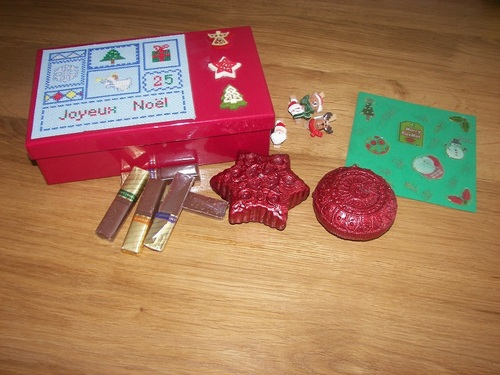 Echange douceurs de Noël