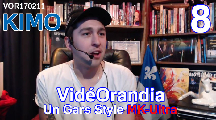 KimoThérapie... Un Gars Style MK-Ultra   VidéOrandia 8