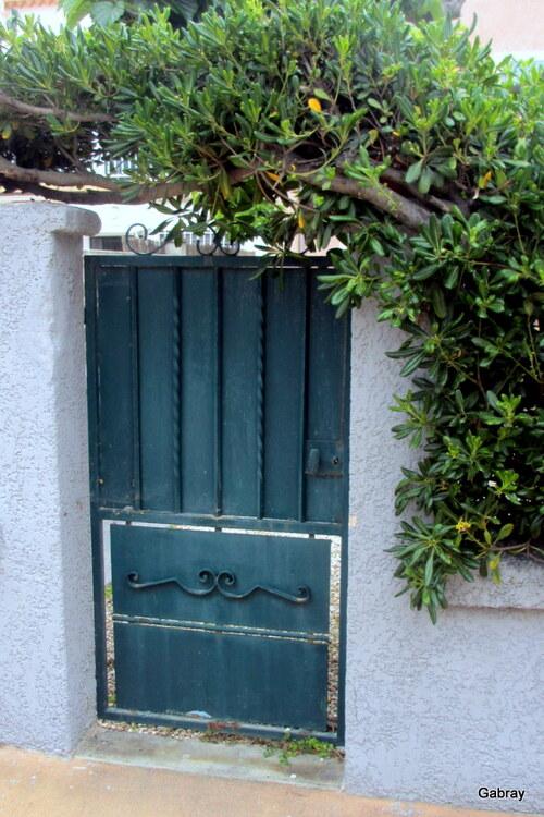 Au Barcarès: portes & fenêtres
