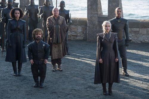 Nouvelles photos Daenerys saison 7