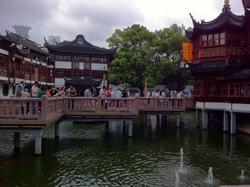 Découverte de Shanghai, la vieille ville, Nanshi