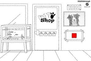 Pet shop escape