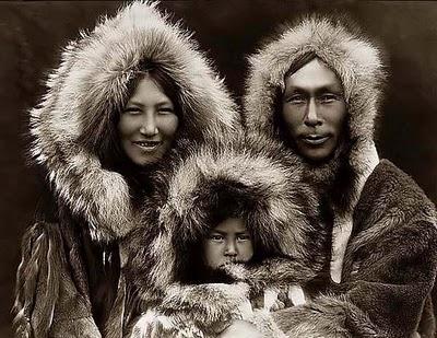 Trois esquimaux