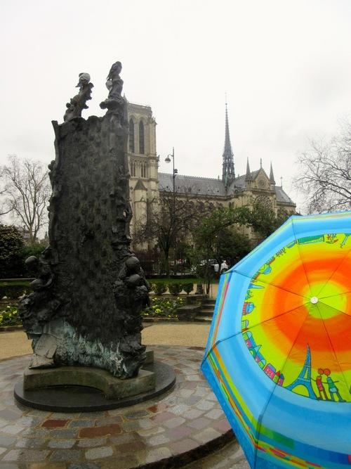 Fontaines et ombrelles