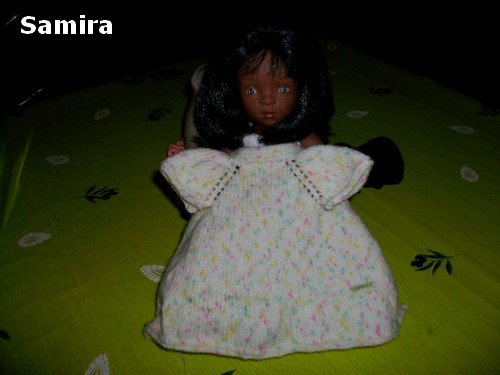 Histoire de Samira....