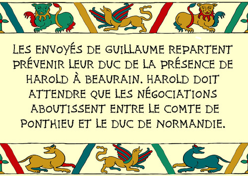Livre I : Le Voyage de Harold (3)