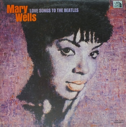 "Mary Wells : Album "" Love Songs To The Beatles "" 20th Century Fox Records TFS 4178 [ US ]"
