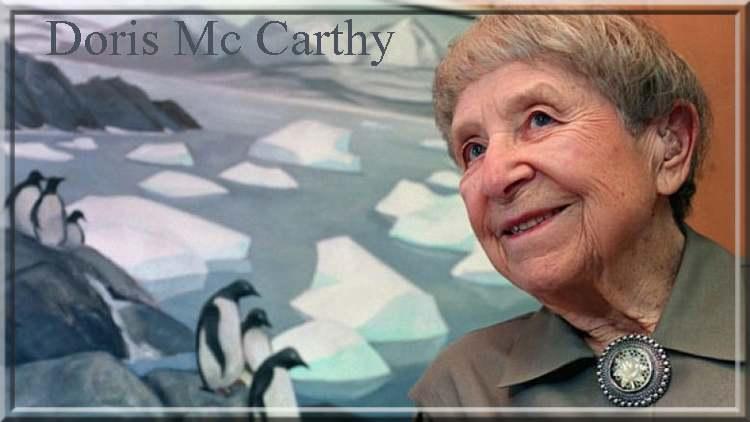 7 juillet        : naissance de Doris McCarty