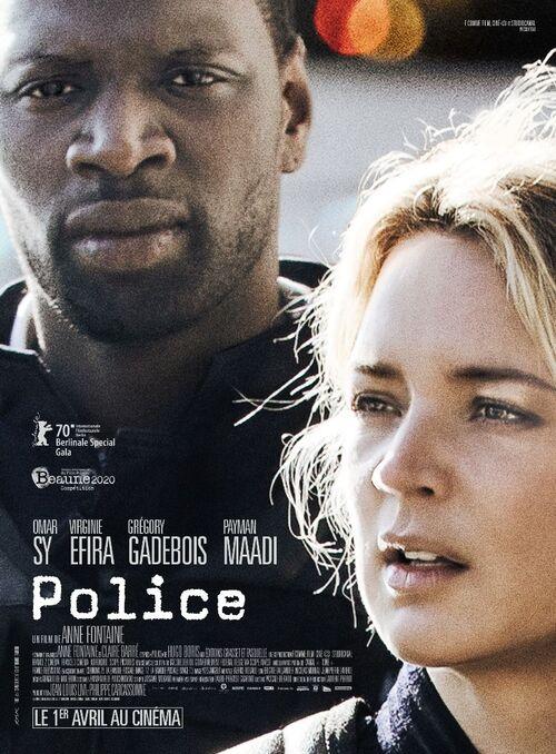 Découvrez la bande-annonce de POLICE de Anne Fontaine avec Omar Sy, Virginie Efira et Grégory Gadebois - Le 1er avril 2020 au cinéma