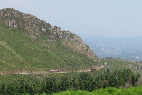 Défi n° 158 : un train touristique