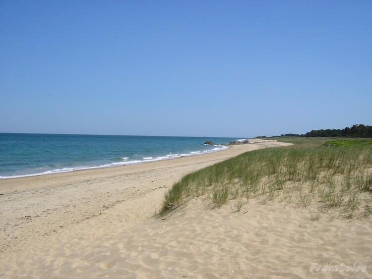 Ile d'Yeu en Vendée