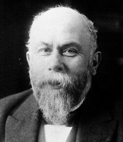 Ministre (Le) de l'Agriculture « injurié » lors de la Foire de Paris en 1922