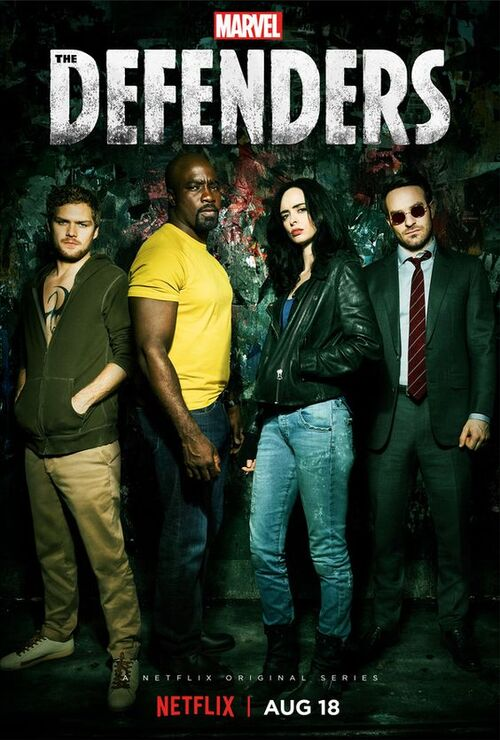The Defenders 2017