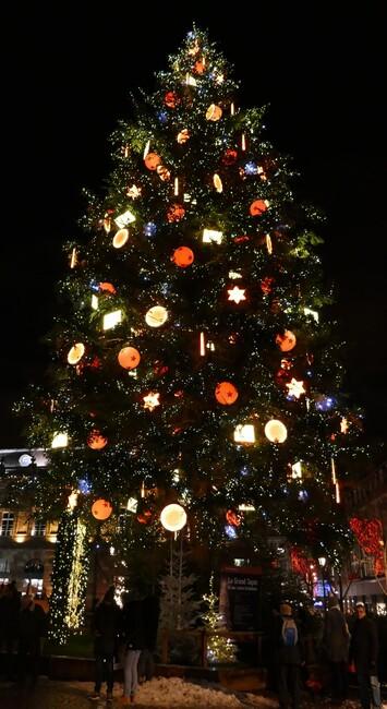 Illuminations de Noël, Strasbourg 2018