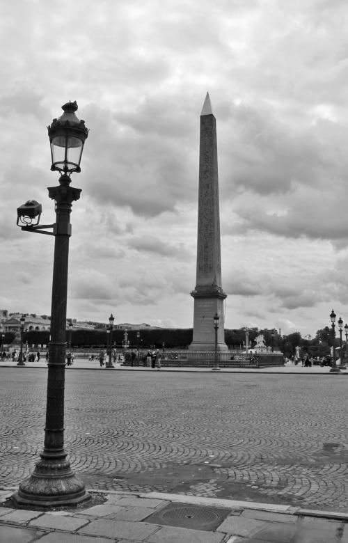 l'obelisque est le plus fort...