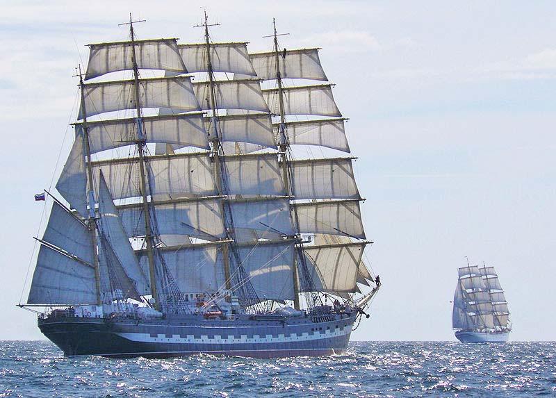 L'Armada des Voiliers et des hommes - ROUEN (31)
