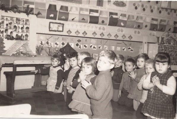 Bioul - Noël 1967.