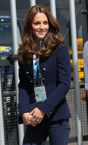 Kate aux jeux du Commonwealth