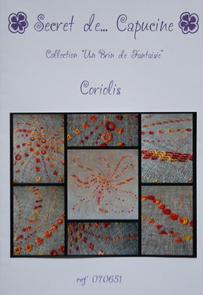 Coriolis - étape 1-le modèle
