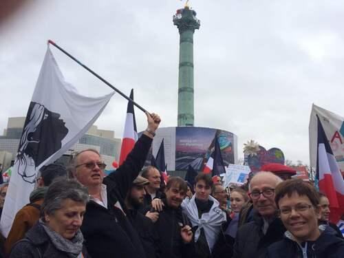 La Corse insoumise de la Bastille à la République