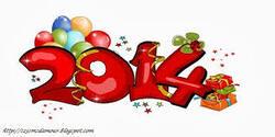 Très bonne année 2014