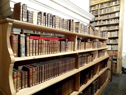 """Une soirée """"Bibliomanes"""" à la Bibliothèque Municipale de Châtillon sur Seine..."""