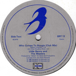 Little Benny & The Masters - Who Comes To Boogie