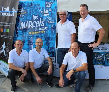 Les Marcels 2ème édition...