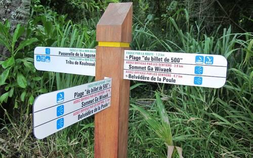 Randonnée Hienghene Nouvelle Caledonie
