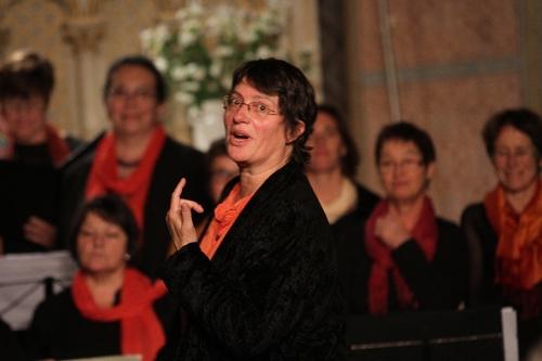 Que d'emotions ce Samedi 9 Mai avec les voix de Sta Matina à la Chapelle
