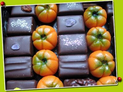 Chocolat et citrouilles - lulu4 - www.chocololic.fr