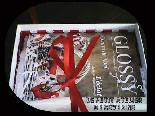 Glossybox de décembre 2015